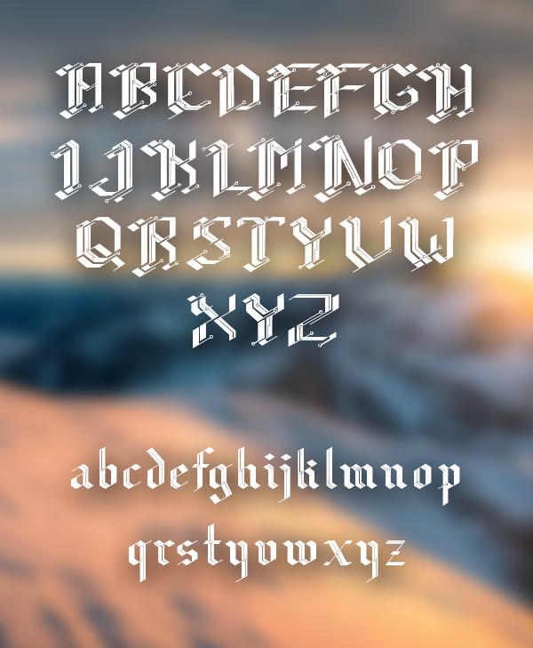 40 Free Hipster fonts - 4