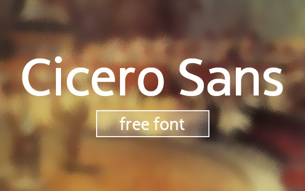 50 Best Free Fonts Of 2015 - 7