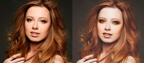 How to Add a Nice Make-up for your Image Using Photoshop