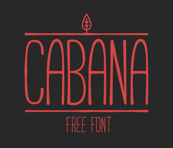 40 Free Hipster fonts - 20