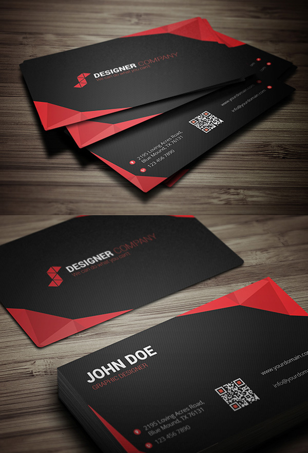 Business Cards Design: 50+ Amazing Examples to Inspire You - 24