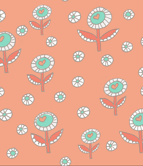 Create Handmade Repeat Pattern in Adobe Photoshop
