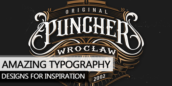 25 Remarkable Typography Designs for Inspiration