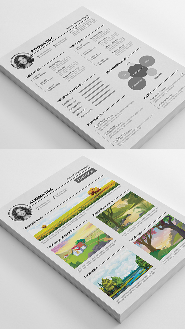 50 Best Free PSD Files for Designers - 7