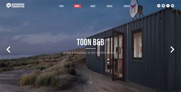 HTML5 Websites Design – 26 Examples for Inspiration