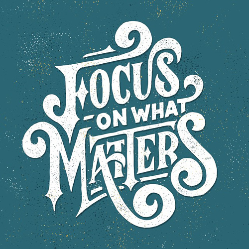 Remarkable Typography Designs for Inspiration - 5