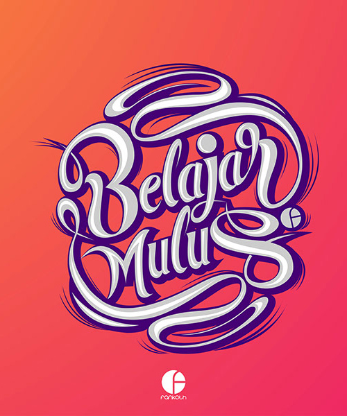 Remarkable Typography Designs for Inspiration - 8