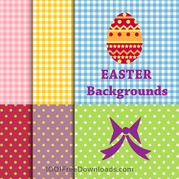 Free Easter Background