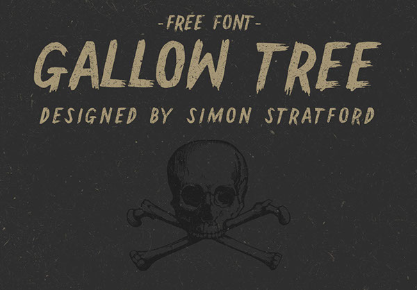 40 Free Hipster fonts - 24