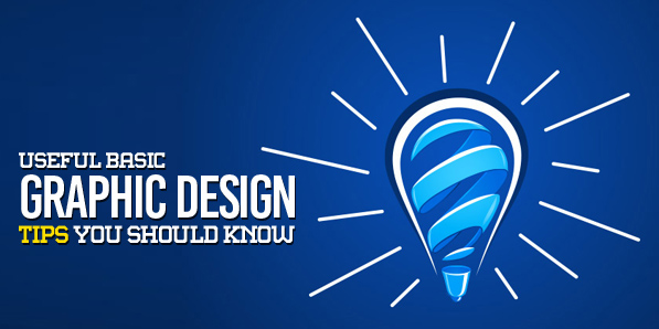 Basic Graphic Design Tips You Should Know