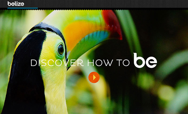 One Page Websites – 42 New Web Examples - 17