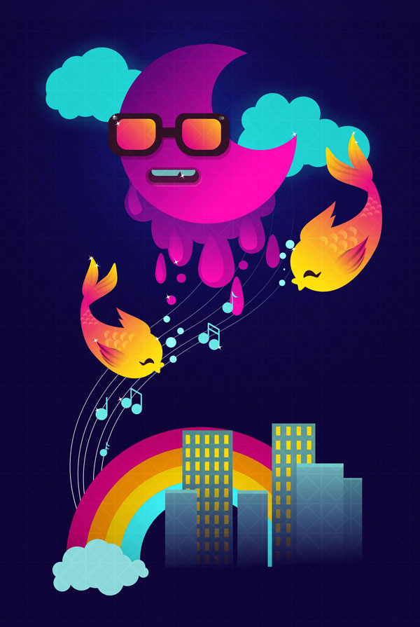 How to Create a Surreal Poster Design in CorelDRAW