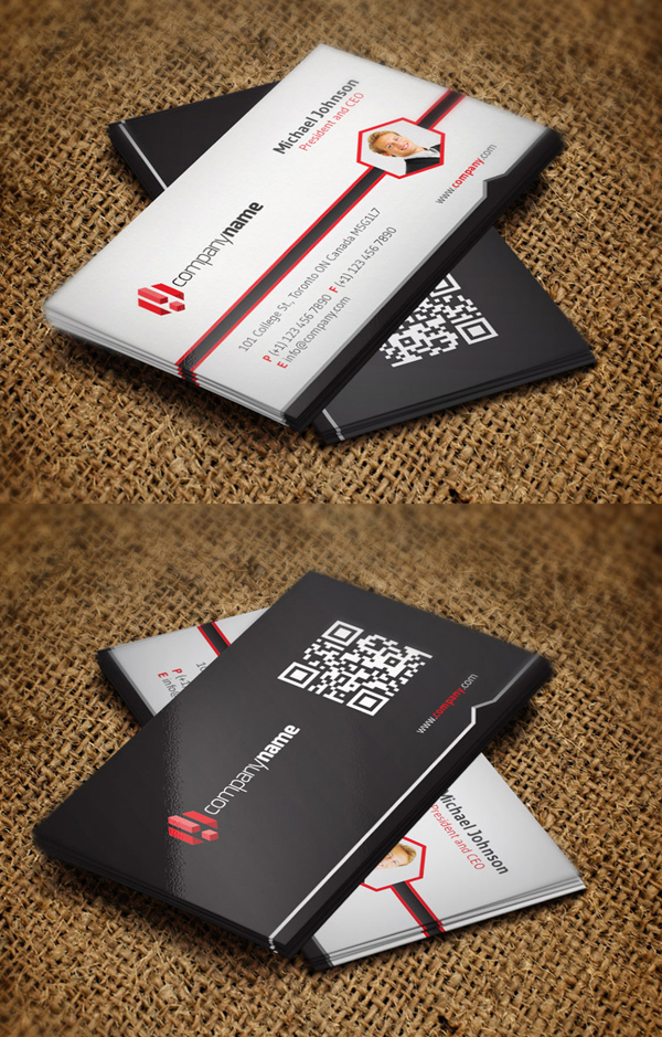 Simple and Clean Business Card