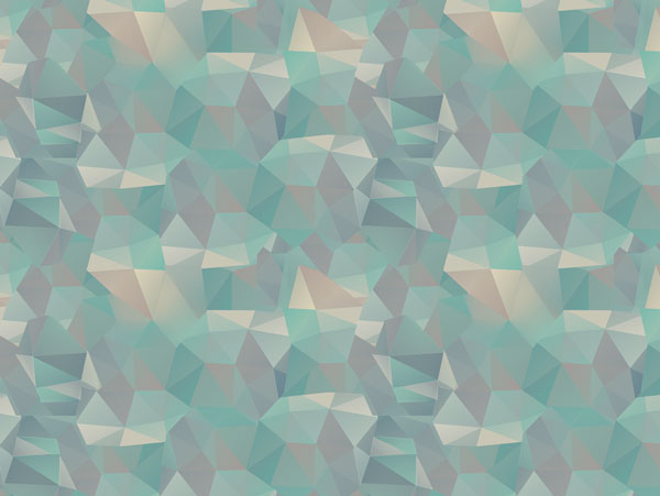 Free Abstract Low-Poly Pattern