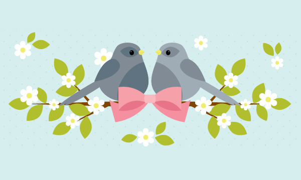 How to Create a Quick Spring Banner in Adobe Illustrator