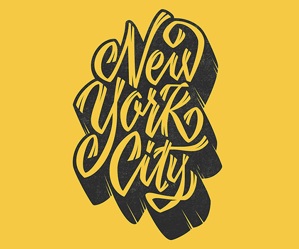 Vector Hand Lettering