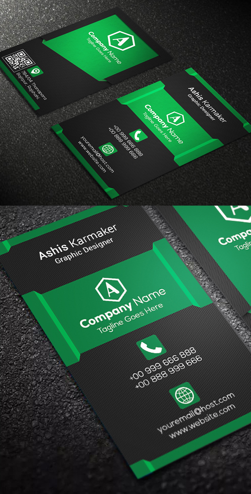 Era Business Card Template
