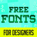 Post Thumbnail of 12 Fresh Free Fonts for Designers