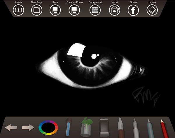 Paperless-Draw, sketch, tablet