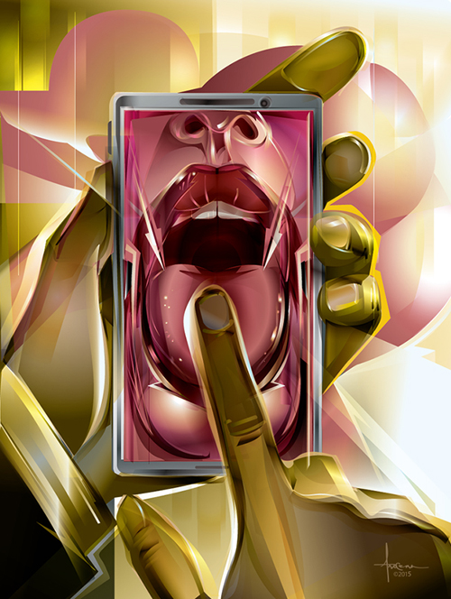 Tech+Society = SEXTING by Orlando Arocena