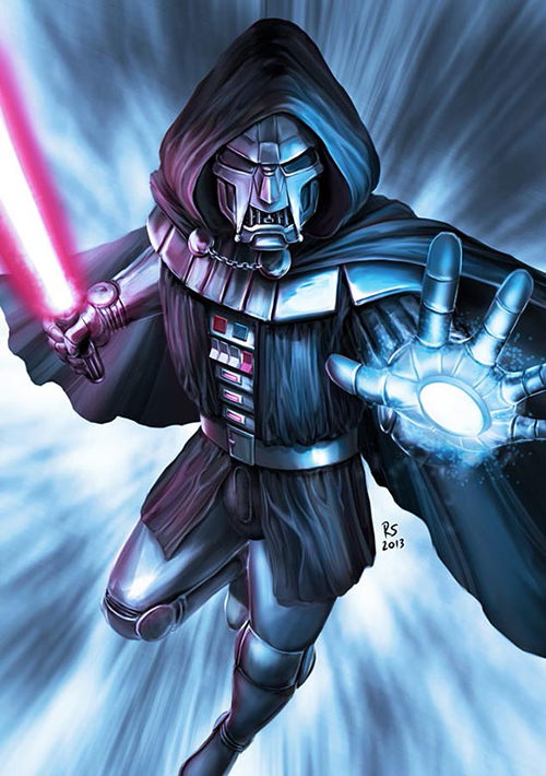 Darth Doom by Robert Shane
