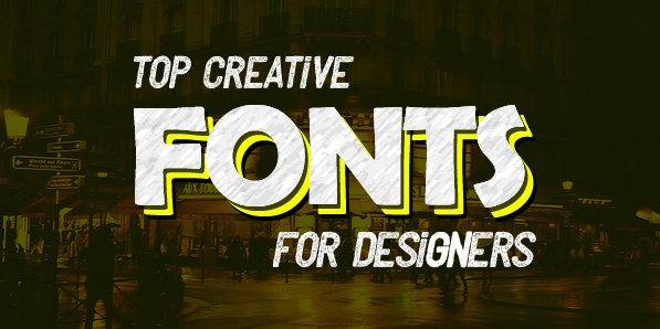 Top Creative Font Bundle for Designers