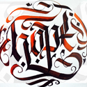 Post thumbnail of 27 Remarkable Calligraphy, Lettering and Typography Designs