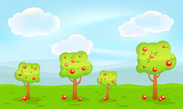 How to Create a Vivid Video Game Background in CorelDRAW