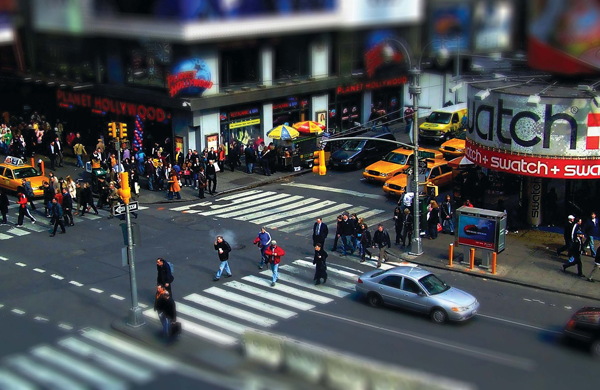 Fake the tilt-shift look using After Effects After Effect Tutorial