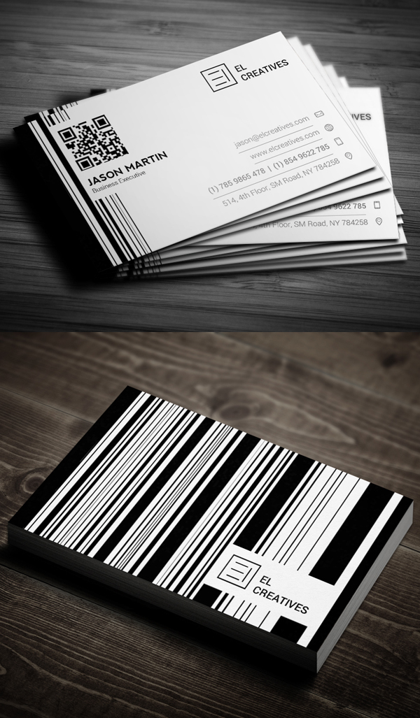 Business Cards Design: 50+ Amazing Examples to Inspire You - 2