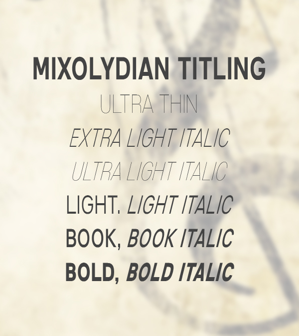 100 Greatest Free Fonts for 2016 - 16