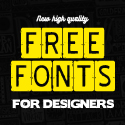 Post Thumbnail of 13 New Free Fonts for Designers