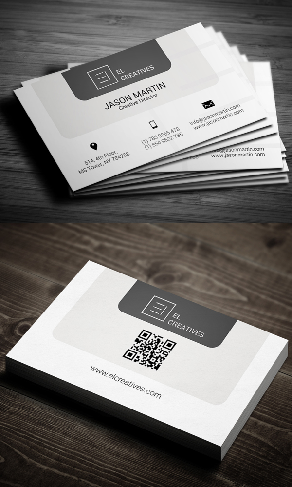 Business Cards Design: 50+ Amazing Examples to Inspire You - 12