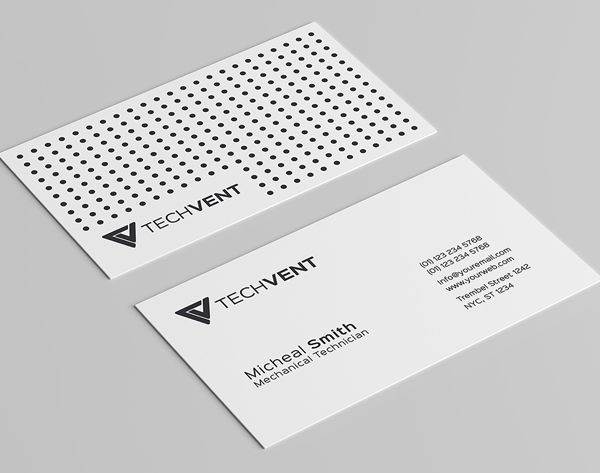 Business Cards Design: 50+ Amazing Examples to Inspire You - 26
