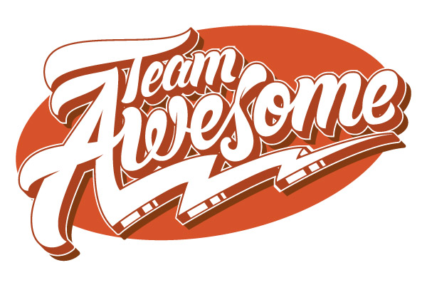 From Hand-Lettered Logotype to Vector in Adobe Illustrator