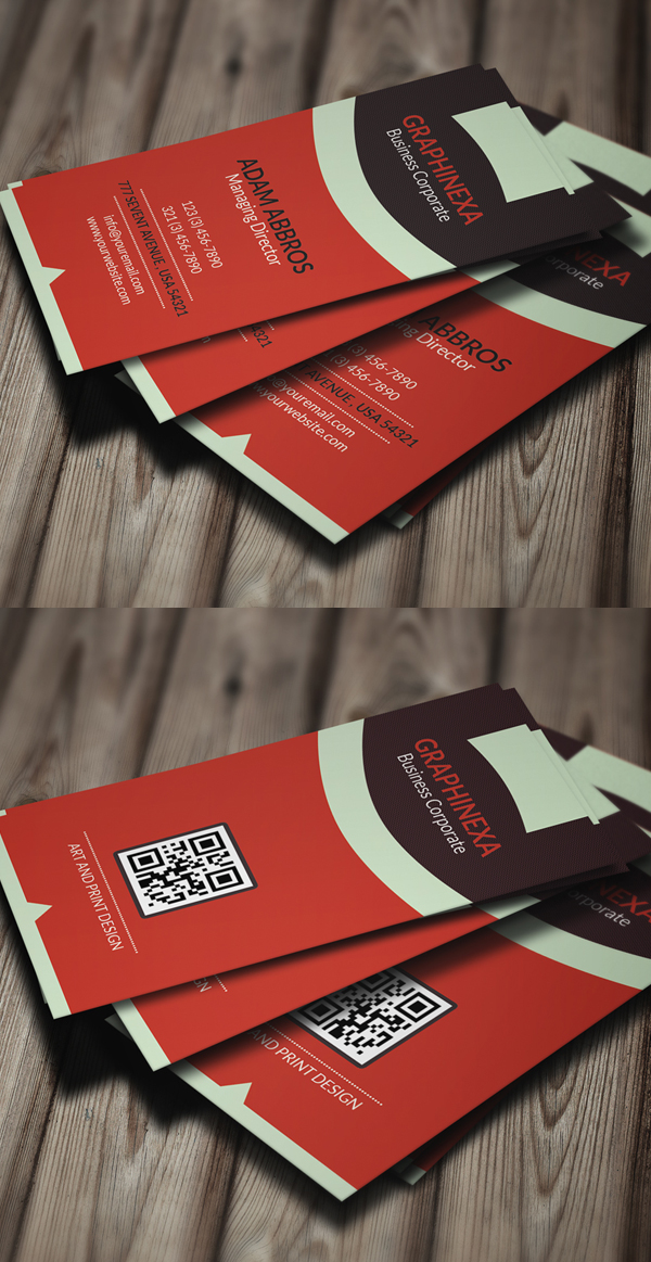 Business Cards Design: 50+ Amazing Examples to Inspire You - 5