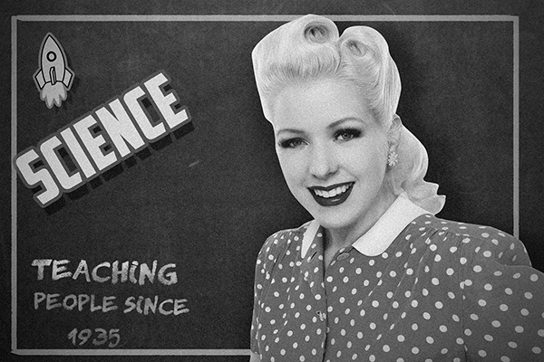 Create a Retro Chalkboard Scene in Photoshop