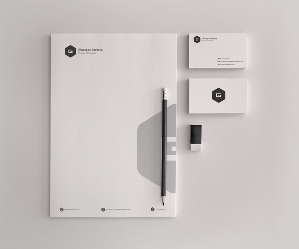 Personal Stationery Design