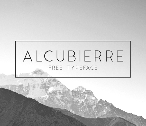50 Best Free Fonts Of 2015 - 25