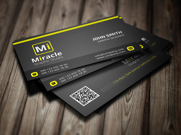 Business Cards Design: 25 Creative Examples - 11
