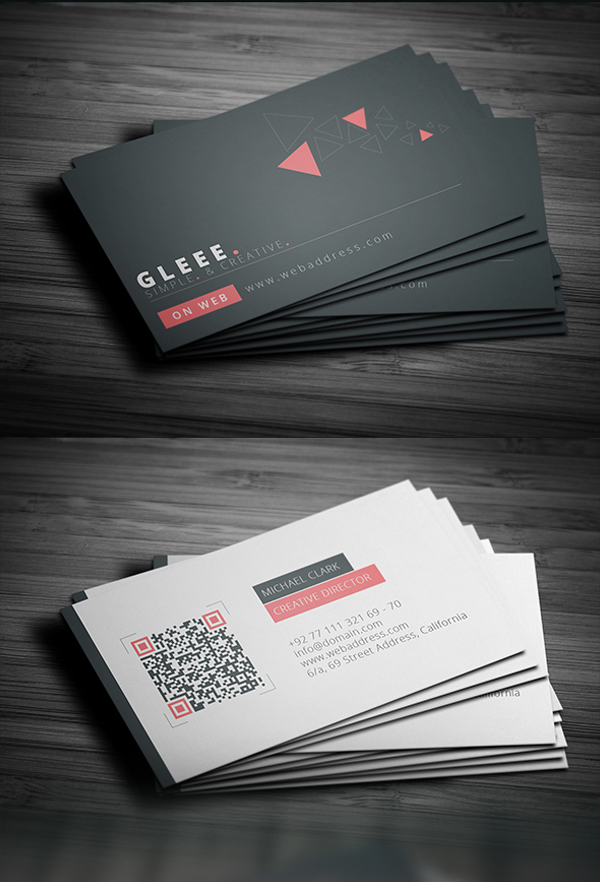 Business Cards Design: 25 Creative Examples - 14