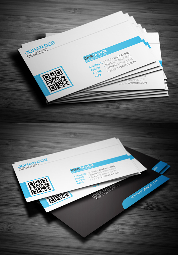Business Cards Design: 25 Creative Examples - 18