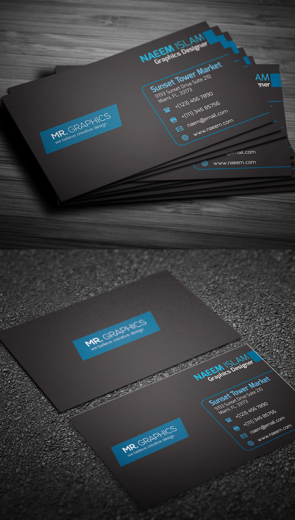 Business Cards Design: 25 Creative Examples - 20