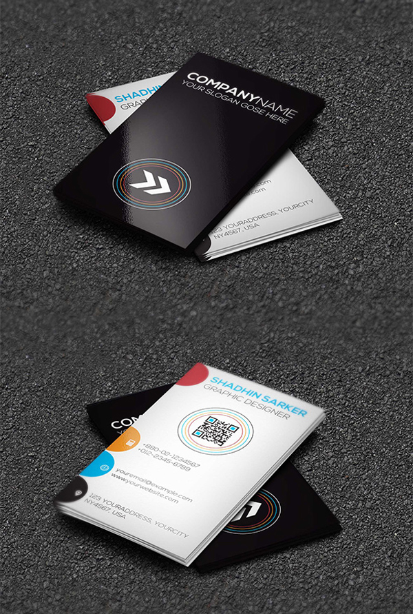 Business Cards Design: 25 Creative Examples - 21