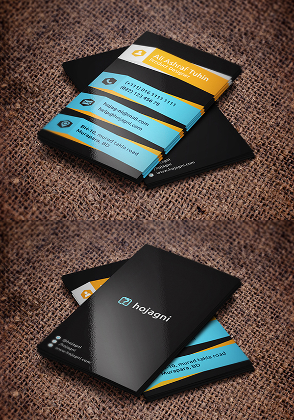 Business Cards Design: 25 Creative Examples - 24
