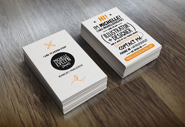 Business Cards Design: 25 Creative Examples - 3
