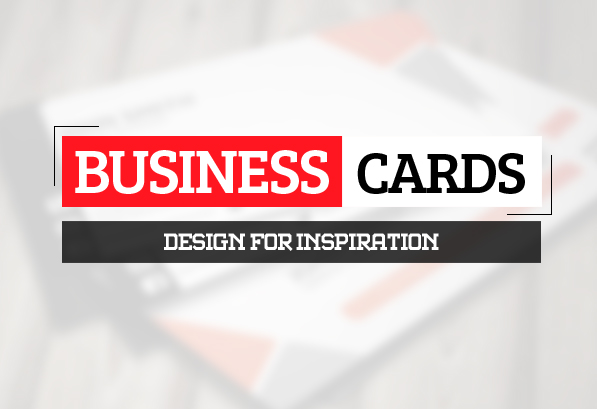 Business Cards Design: 25 Creative Examples