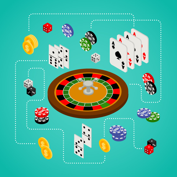 How to Create Isometric Gambling Assets in Adobe Illustrator
