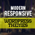 Post thumbnail of 15 New Modern Responsive WordPress Themes