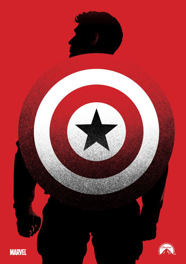 Captain America: The Winter Soldier by Robert Lockley